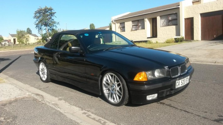for sale bmw e36 328i convertible r58 000 neg sabeemer. Black Bedroom Furniture Sets. Home Design Ideas