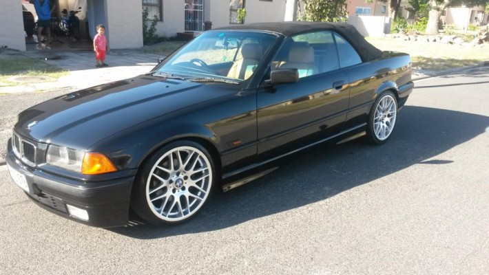 For Sale Bmw E36 328i Convertible R58 000 Neg Sabeemer