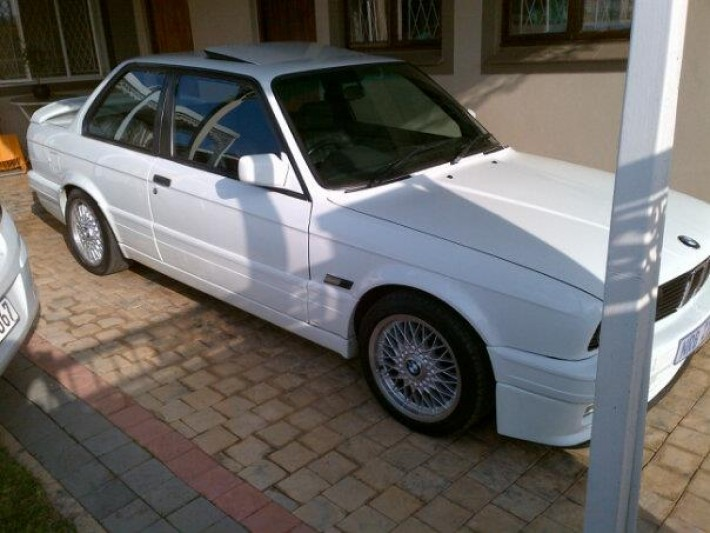 For sale 1991 325is evo1 sabeemer for South motors bmw mini