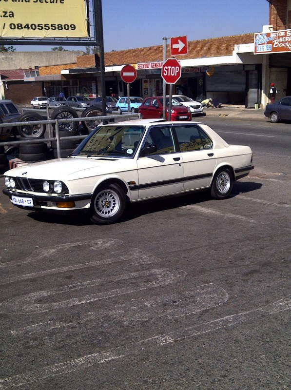 For Sale 1986 528i E28 A T Sabeemer