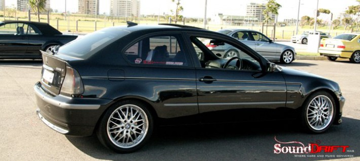 for sale 2002 bmw 325ti sabeemer. Black Bedroom Furniture Sets. Home Design Ideas