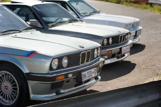 3 Of The Best E30s