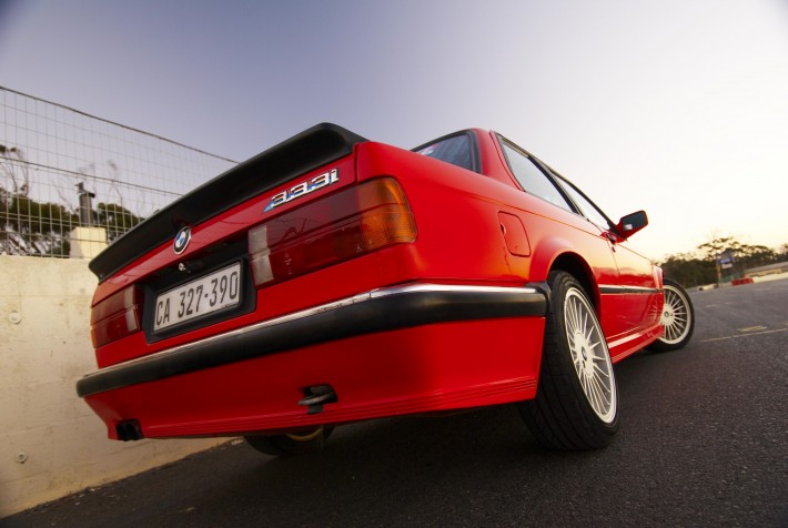 A South African Icon E30 333i