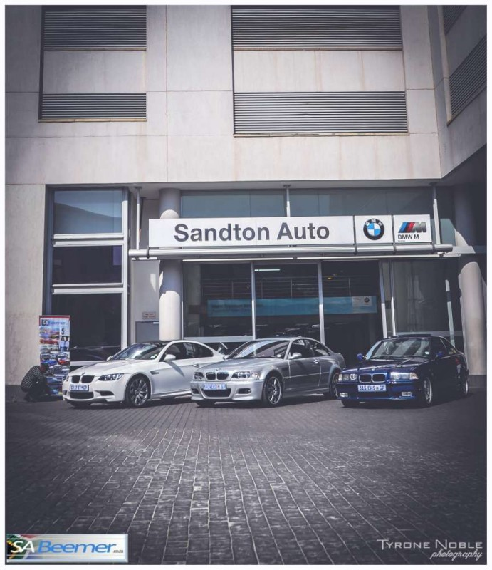 M3 Tribute At Sandton Auto